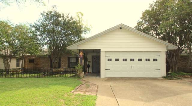 1609 Woodhaven Drive, Seagoville, TX 75159 (MLS #14215714) :: RE/MAX Town & Country