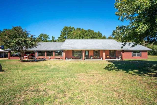 7474 Fm 49, Gilmer, TX 75644 (MLS #14215715) :: The Kimberly Davis Group