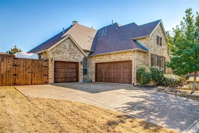 417 Glastonburg Lane, Lewisville, TX 75056 (MLS #14215745) :: The Welch Team