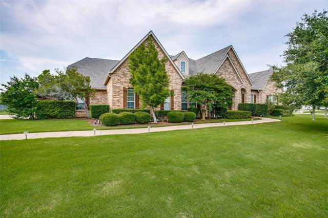 6007 Andover Drive, Parker, TX 75002 (MLS #14215786) :: RE/MAX Town & Country