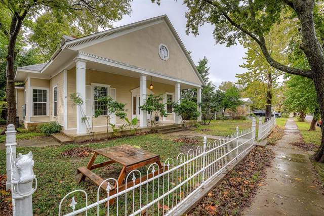1505 Bois D Arc Street, Commerce, TX 75428 (MLS #14215810) :: RE/MAX Town & Country