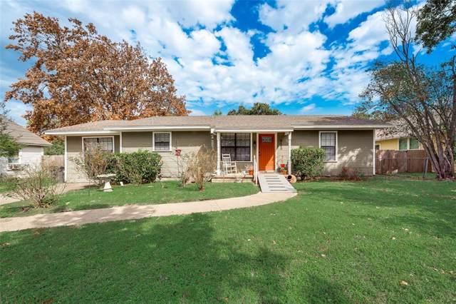 3403 N Beaton Street, Corsicana, TX 75110 (MLS #14215816) :: The Rhodes Team