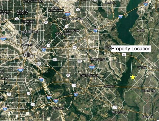 TBD Fm 740, Forney, TX 75126 (MLS #14215850) :: RE/MAX Town & Country