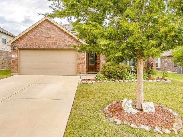 1332 Hearthstone Drive, Burleson, TX 76028 (MLS #14215864) :: The Mitchell Group