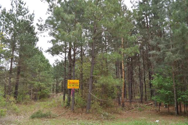 0 Cr 2213, Rusk, TX 75785 (MLS #14215868) :: RE/MAX Town & Country