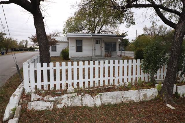 601 7th St & 1905 Brady Avenue, Brownwood, TX 76801 (MLS #14215871) :: RE/MAX Town & Country