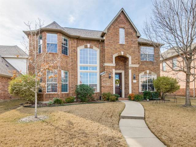 10603 Line Berry Lane, Frisco, TX 75035 (MLS #14215896) :: RE/MAX Town & Country