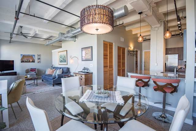 221 W Lancaster Avenue #6004, Fort Worth, TX 76102 (MLS #14215931) :: The Mitchell Group