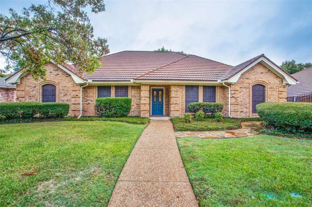 3104 Oakdale Drive, Hurst, TX 76054 (MLS #14215959) :: RE/MAX Town & Country