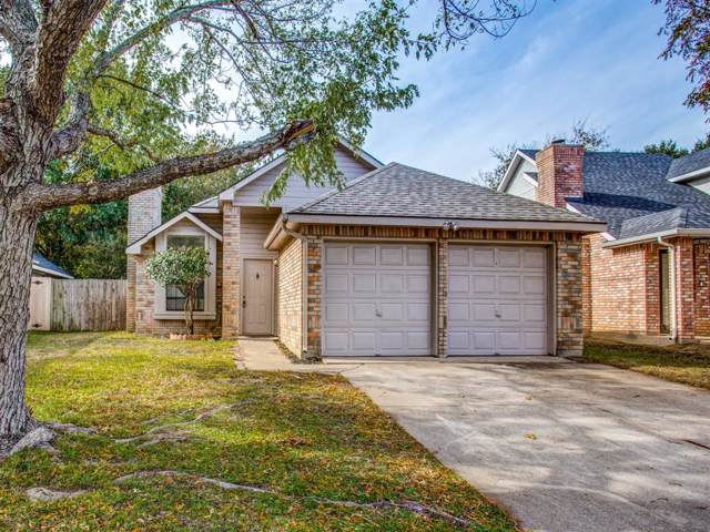 304 Mahogany Drive, Arlington, TX 76018 (MLS #14215969) :: Trinity Premier Properties