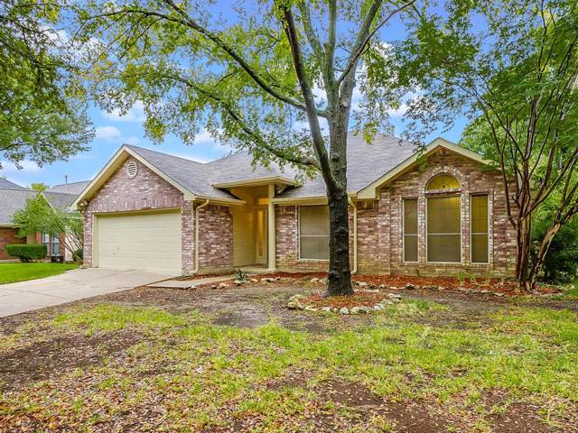 7509 Mesa Verde Trail, Fort Worth, TX 76137 (MLS #14216027) :: Real Estate By Design