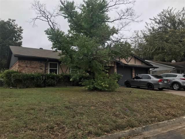 1401 S Elm Street, Weatherford, TX 76086 (MLS #14216103) :: The Daniel Team