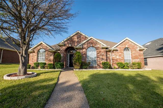 2217 Micarta Drive, Plano, TX 75025 (MLS #14216108) :: RE/MAX Town & Country