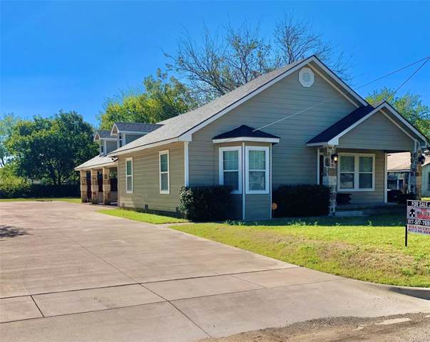 1209 W Lone Star Avenue, Cleburne, TX 76033 (MLS #14216139) :: Potts Realty Group