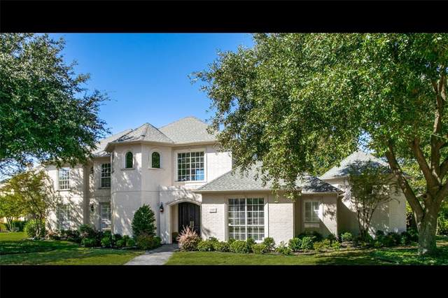 5009 Sail Creek Drive, Plano, TX 75093 (MLS #14216151) :: Hargrove Realty Group