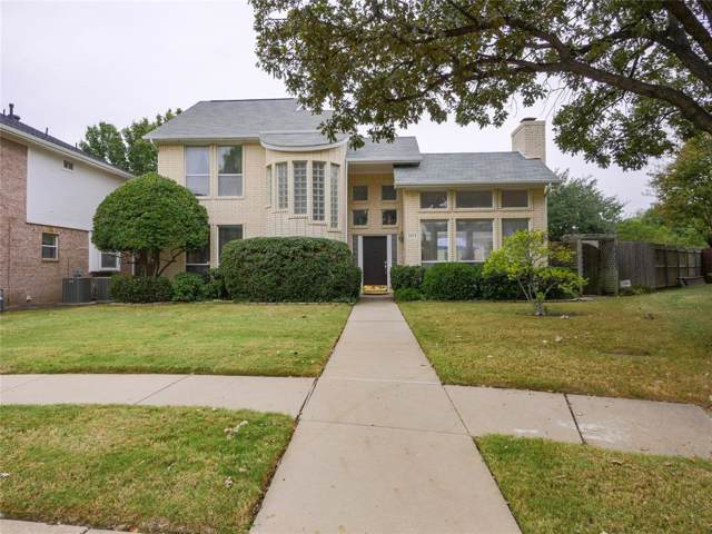 2213 Cristina Circle, Carrollton, TX 75006 (MLS #14216167) :: Lynn Wilson with Keller Williams DFW/Southlake