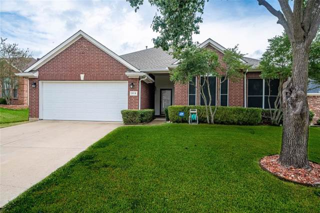 313 Keswick Lane, Mesquite, TX 75150 (MLS #14216178) :: RE/MAX Town & Country