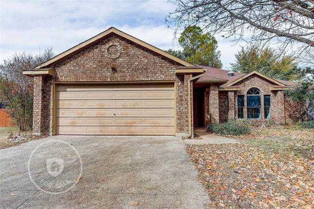 1409 Sedalia Court, Flower Mound, TX 75028 (MLS #14216205) :: Lynn Wilson with Keller Williams DFW/Southlake