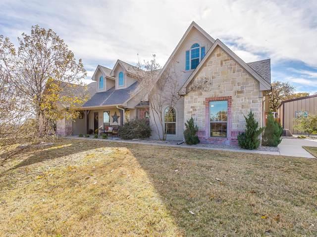 437 Adair Lane, Weatherford, TX 76088 (MLS #14216226) :: Ann Carr Real Estate