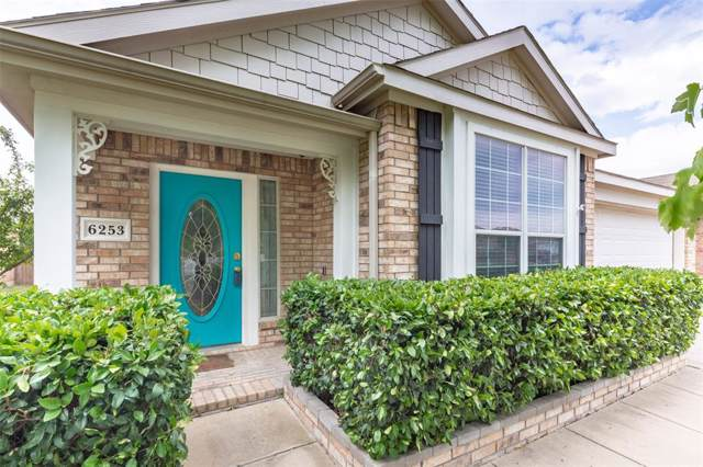 6253 Trinity Creek Drive, Fort Worth, TX 76179 (MLS #14216241) :: The Chad Smith Team