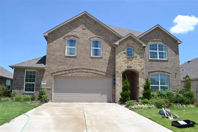 917 Swan Ridge Drive, Sherman, TX 75092 (MLS #14216246) :: RE/MAX Town & Country