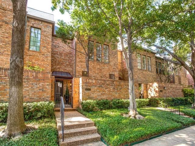 4341 Westside Drive, Highland Park, TX 75209 (MLS #14216268) :: Robbins Real Estate Group