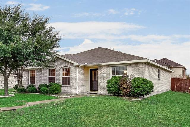 1829 Eagle River Trail, Lancaster, TX 75146 (MLS #14216274) :: RE/MAX Town & Country