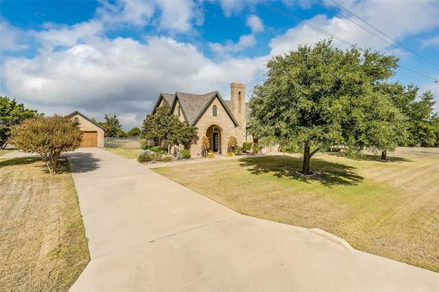 6136 Retreat Clubhouse Drive, Cleburne, TX 76033 (MLS #14216276) :: RE/MAX Pinnacle Group REALTORS