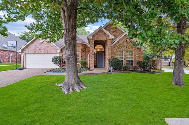 311 Eagle Point, Mckinney, TX 75072 (MLS #14216286) :: RE/MAX Town & Country