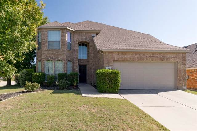 2501 Monroe Drive, Mckinney, TX 75072 (MLS #14216323) :: All Cities Realty