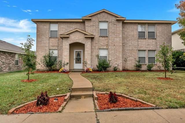 1419 Starpoint Lane, Wylie, TX 75098 (MLS #14216338) :: Vibrant Real Estate