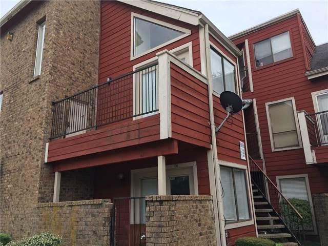9839 Walnut Street #210, Dallas, TX 75243 (MLS #14216356) :: The Hornburg Real Estate Group