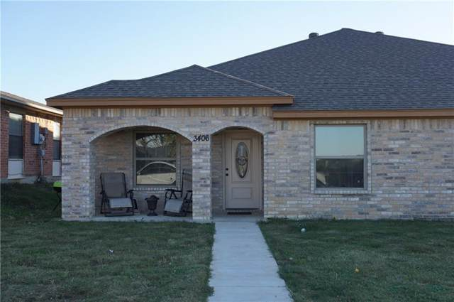3404 Colonial Drive, Forest Hill, TX 76140 (MLS #14216357) :: RE/MAX Town & Country