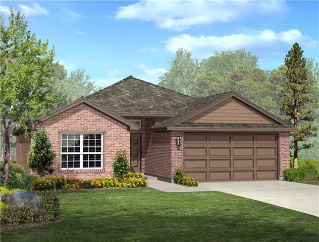 821 Hutchins Drive, Crowley, TX 76036 (MLS #14216375) :: Potts Realty Group