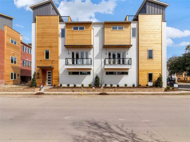 233 Wimberly Street, Fort Worth, TX 76107 (MLS #14216377) :: The Mitchell Group