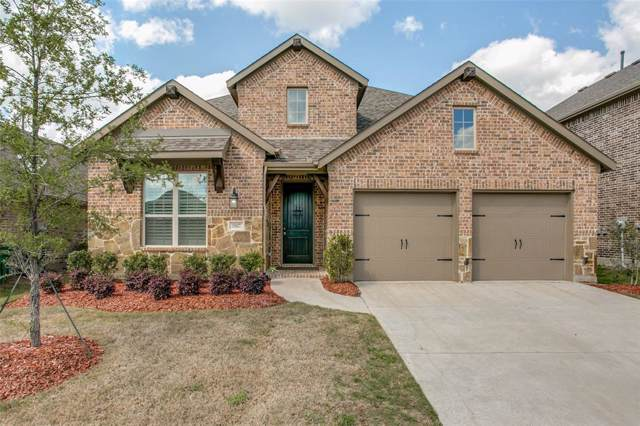 15617 Piedmont Park Drive, Prosper, TX 75078 (MLS #14216423) :: The Kimberly Davis Group