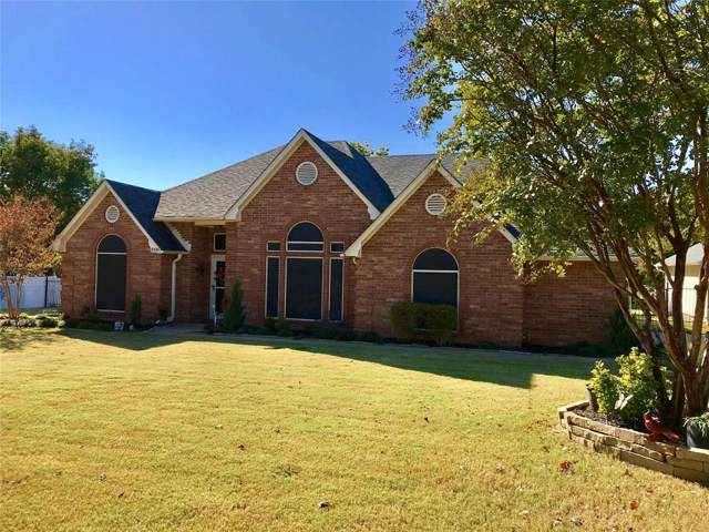 1800 Norwood Street, Sherman, TX 75092 (MLS #14216432) :: The Heyl Group at Keller Williams