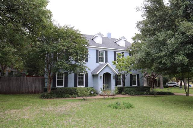 2033 Old Orchard Drive, Dallas, TX 75208 (MLS #14216437) :: RE/MAX Town & Country