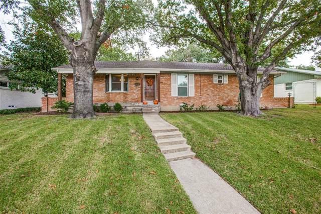 719 Laguna Drive, Richardson, TX 75080 (MLS #14216466) :: The Good Home Team