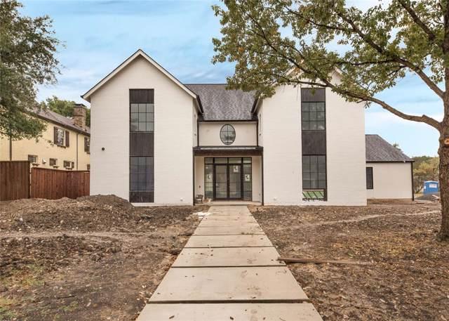 5506 Melshire Drive, Dallas, TX 75230 (MLS #14216508) :: Robbins Real Estate Group