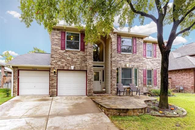 7524 Deerlodge Trail, Fort Worth, TX 76137 (MLS #14216511) :: The Tierny Jordan Network