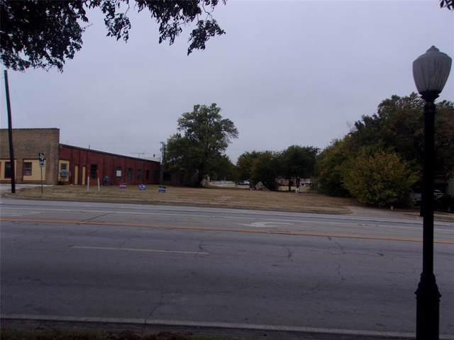 402 N Mason Street, Bowie, TX 76230 (MLS #14216536) :: The Kimberly Davis Group