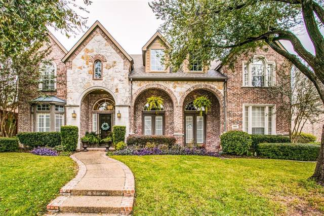 8013 Greensboro Drive, Plano, TX 75025 (MLS #14216554) :: RE/MAX Town & Country