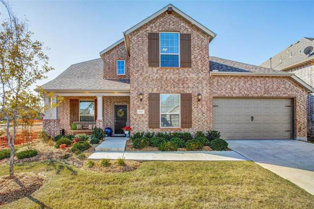 4221 Harper Avenue, Celina, TX 75009 (MLS #14216615) :: The Tierny Jordan Network