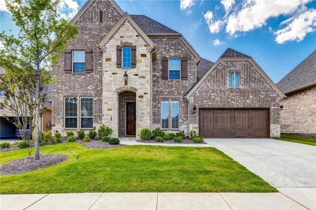 2317 Nassau Drive, Mckinney, TX 75071 (MLS #14216622) :: Potts Realty Group