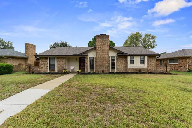 720 Pebblebrook Drive, Allen, TX 75002 (MLS #14216629) :: Lynn Wilson with Keller Williams DFW/Southlake