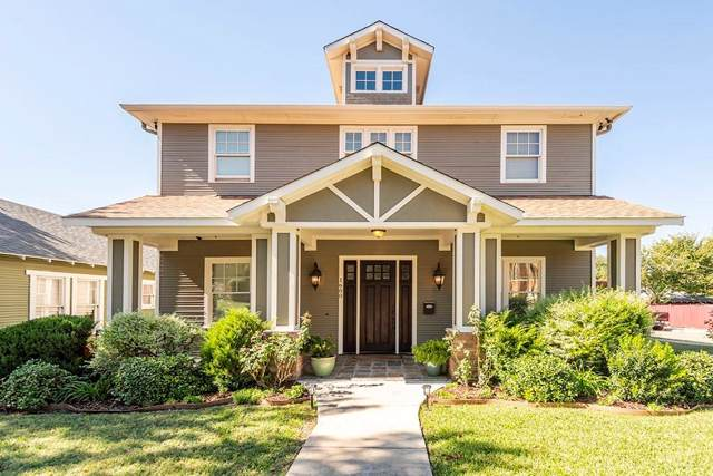1600 Lipscomb Street, Fort Worth, TX 76104 (MLS #14216650) :: North Texas Team | RE/MAX Lifestyle Property
