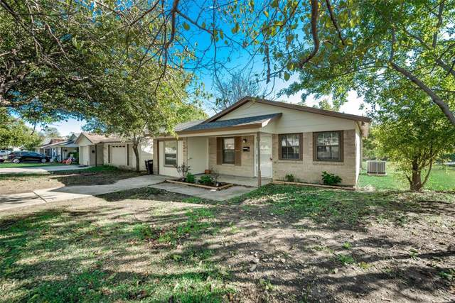 4745 Mccart Avenue, Fort Worth, TX 76115 (MLS #14216657) :: RE/MAX Town & Country