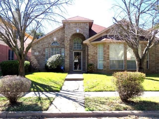 1531 Summers Drive, Cedar Hill, TX 75104 (MLS #14216700) :: Robbins Real Estate Group