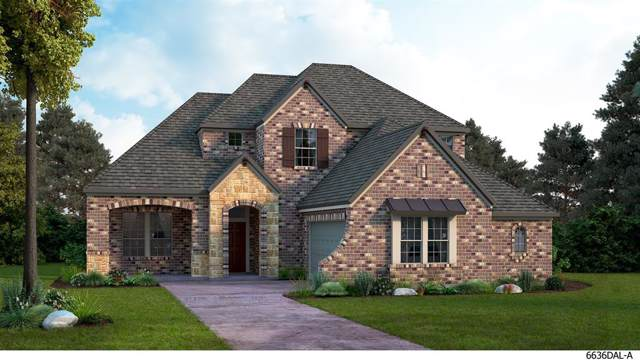 2405 Carrington Drive, Mansfield, TX 76063 (MLS #14216721) :: The Tierny Jordan Network